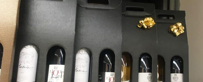Unique Wine Packaging Solution Winning High End Customers