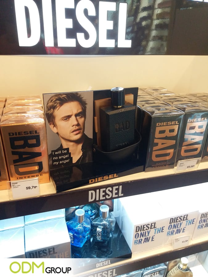 8f1849c5f46 Custom Display Stand: What Brands can Learn From Diesel's Campaign
