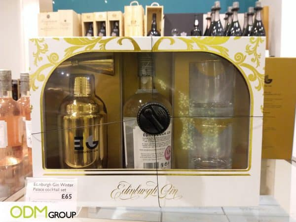Edinburgh Gin Gift Set- Why Use Drinks Marketing Products