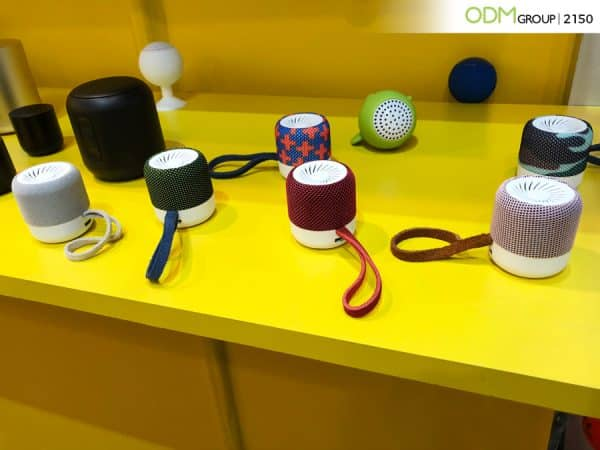 Amplify your Brand with these Promotional Mini Bluetooth Speakers