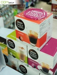 Nescafe Rewards Customers with Branded Coasters
