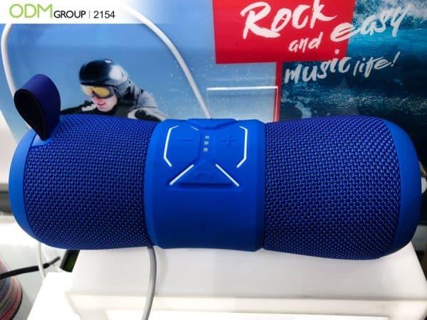 Smart Marketing Solution Waterproof Custom Bluetooth Speakers