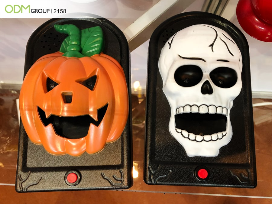 Halloween Promotional Products: Door Bells