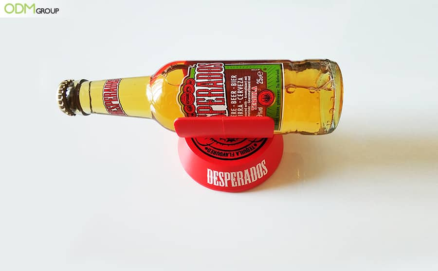 Cool Promotional Drinks Products: Desperados Spin the Bottle Giveaways
