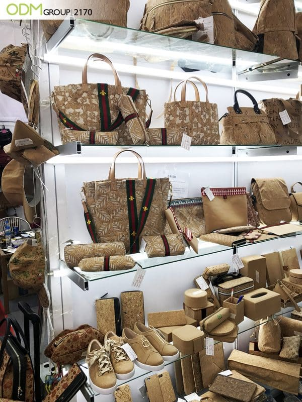 Custom Cork Products- Trending at Promo Gift Shows