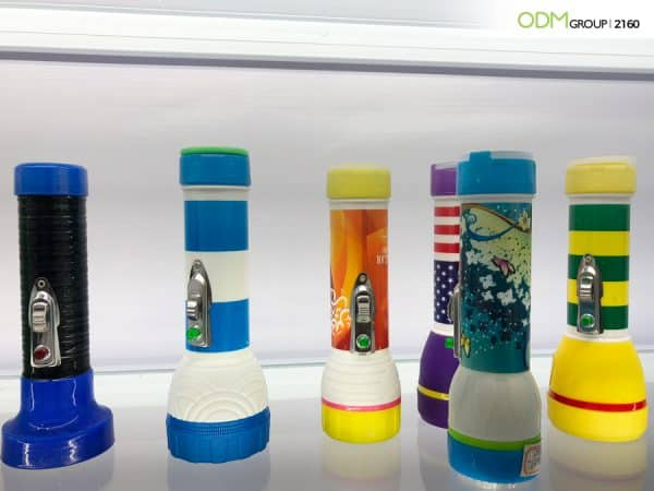 Light up your Marketing Campaign with these Custom Flashlights