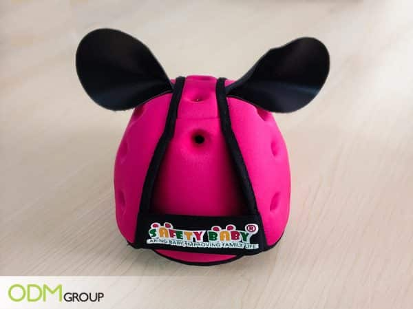 Secure your Brand's Future with these Promotional Helmets for Babies