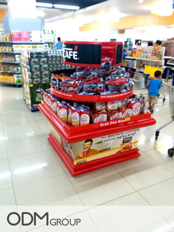 How to Create the Ultimate Custom Display Rack like Nestlé's