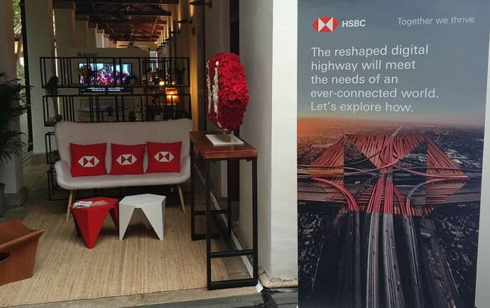 Custom Promotional Product Ideas - Case Study From HSBC On Branding
