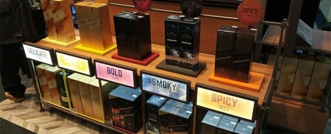 Custom Display Shelf - How The Whiskey Five Promotes Its Brand