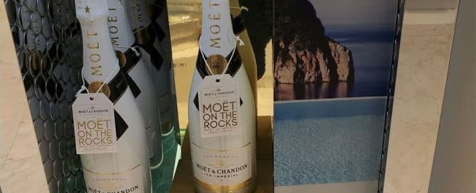 Champagne Packaging Design- by Moët & Chandon