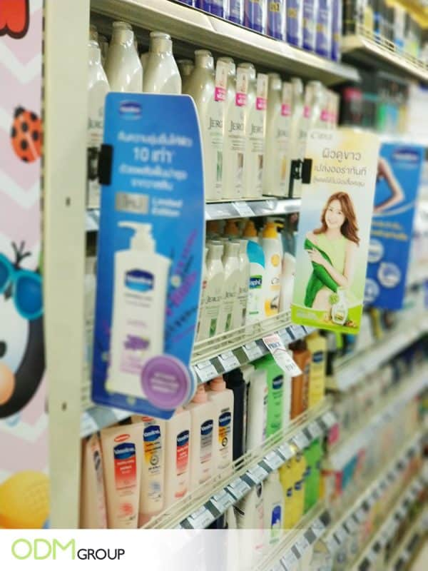 Shelf Advertising: A Genius In Store Marketing Campaign