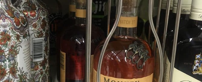 Bottle Glorifiers - Attractive Mini POS Display from Monkey Shoulder