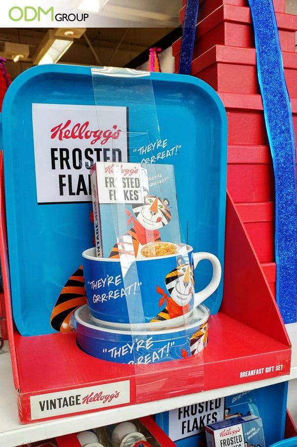 On-Pack Merchandise for Breakfast – Kellogg's Strategy for Brand Recall