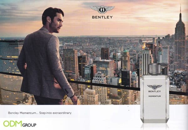 Branded Gift with Purchase - Bentley Scores Big in Duty Free!
