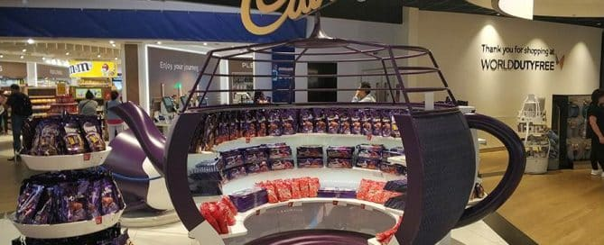 Confectionery POS Display Stands Draw Instant Customer Attention