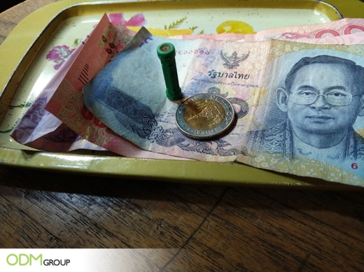 Custom Money Trays