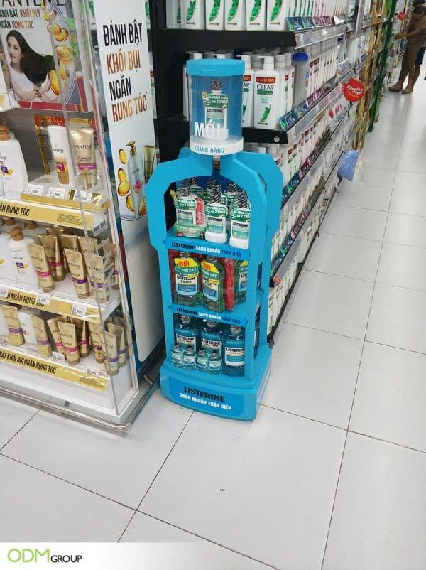 Customized Pop Display