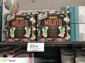 Drinks Marketing Ideas: Mojito Set is Summer Sellout