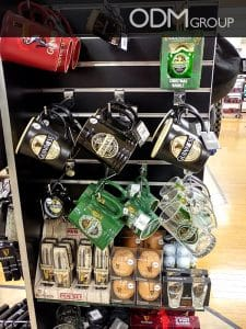 Beer Merchandise: Exclusive Products by Guinness and Beck's