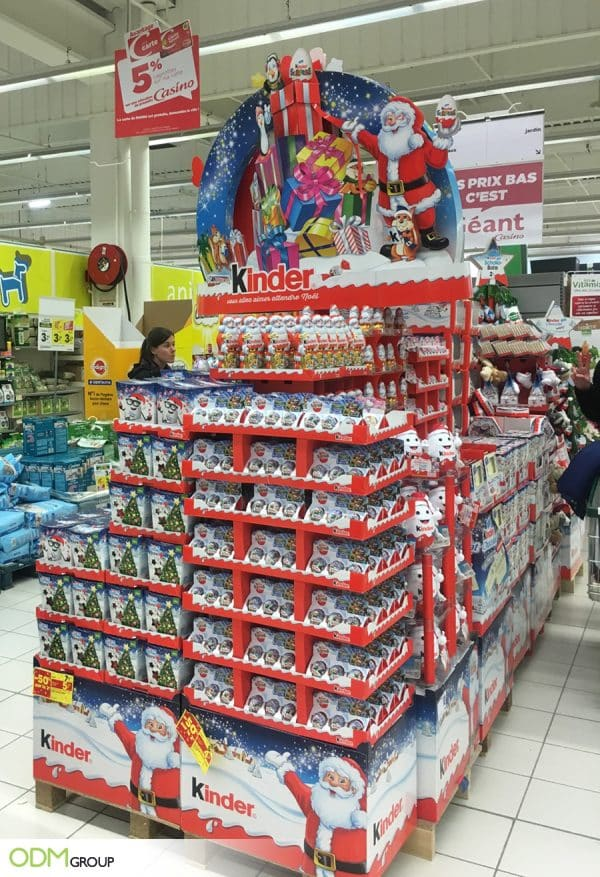 Chocolate POS Display - What You Can Learn From Ferrero