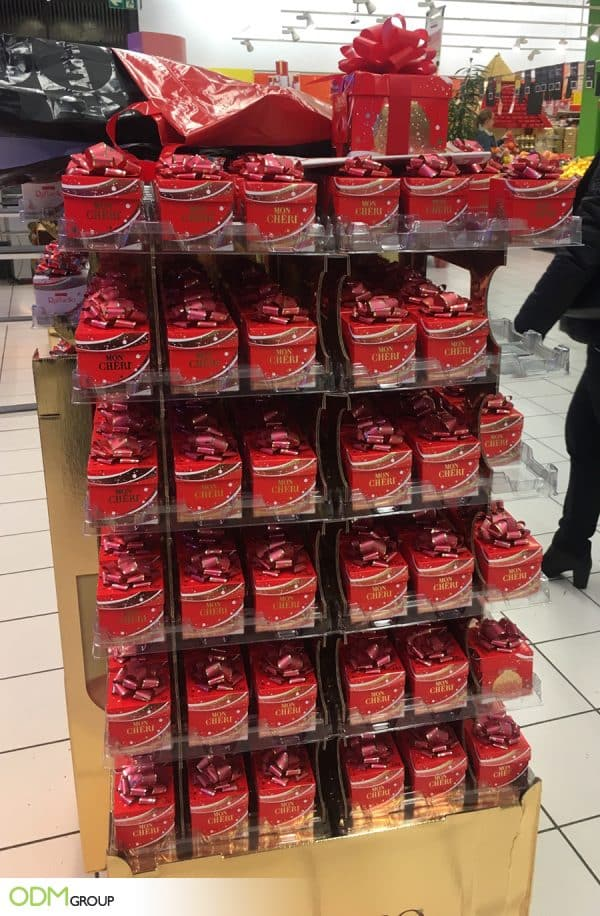 Chocolate POS Display - What You Can Learn From Ferrero and Kinder