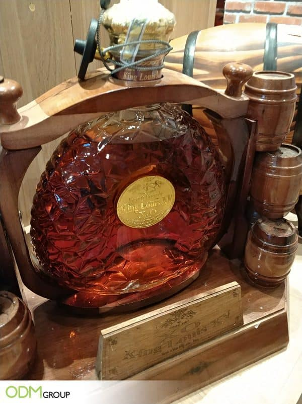 Customized Cognac Packaging Design by Remy Cointreau
