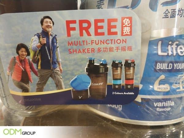 custom promotional shaker 1