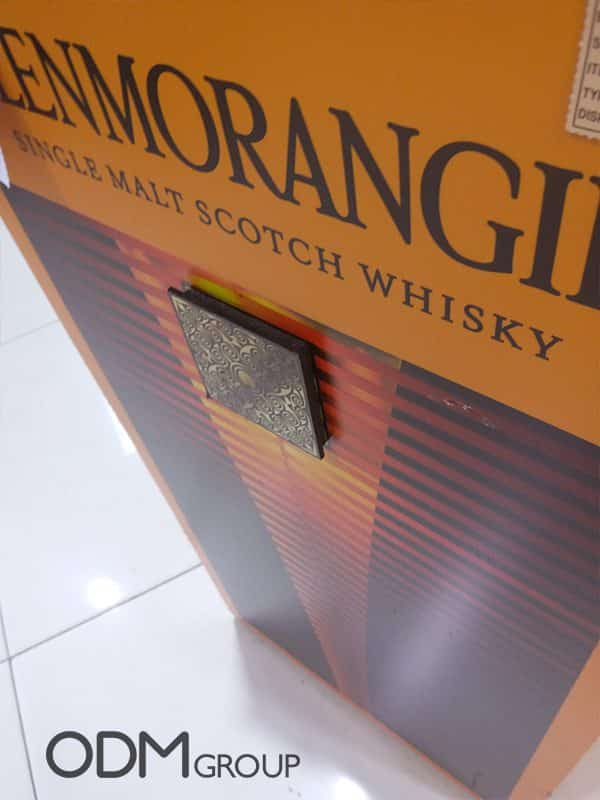 How Glenmorangie Used Free Standing Shop Display to Their Advantage