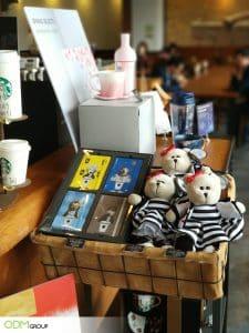 Plush Toys Manufacturer: Starbucks Custom Plushies Drive Sales