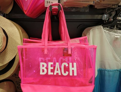Promotional Beach Tote Bag – How To Have An Incredible Visibility