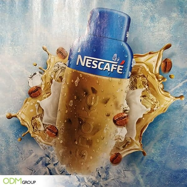 Nescafe Wows Shoppers with a Promotional Incentive Gift