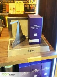 Scotch Brands Stood Out With High End Counter Retail Counter Display