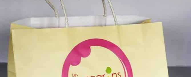 Compostable Paper Bag