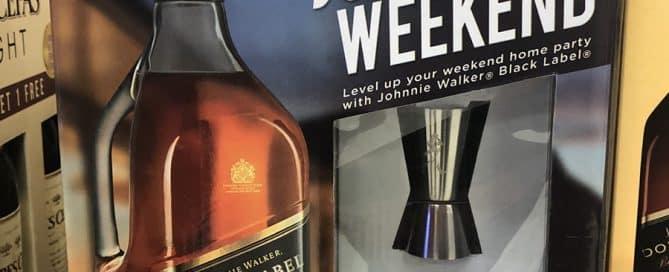 Johnnie Walker Gift Set