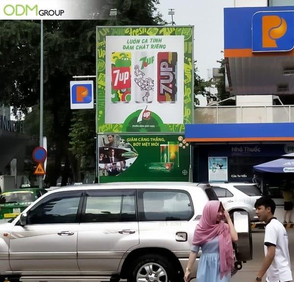 Promotional Billboards