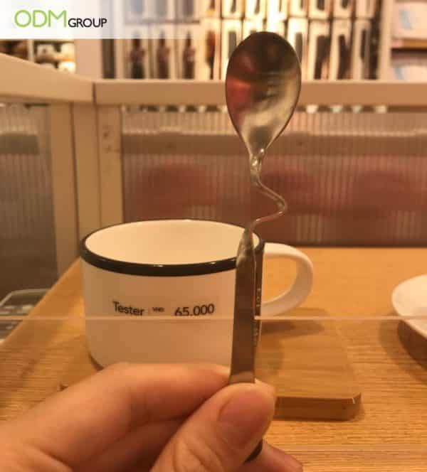 Quirky Promotional Product Design - Why This Custom Shape Spoon Turns Heads