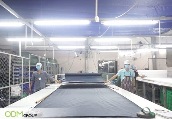 Travel Kit Bag Manufacturing Process - Vietnam Factory Visit