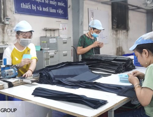 Travel Kit Bag Manufacturing Process – Vietnam Factory Visit