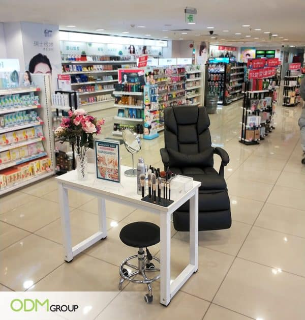 3 Things We Can Learn From Watsons' Engaging Cosmetic Product Display