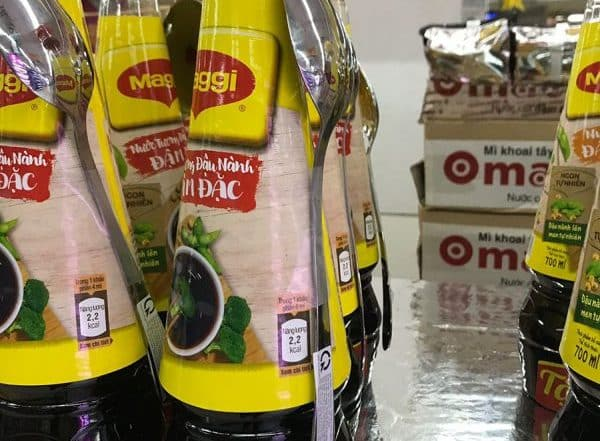 Maggi Sweetens Things Up with an On-Pack Offer