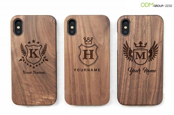 Promotional Wooden Products - Customizable Phone Cases To Dazzle The Crowd