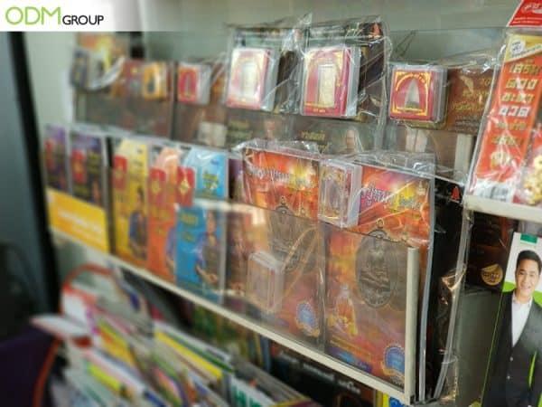 Thai Budhha Charms as Magazine Covermount Promo Gift - Secret Behind Effective Marketing