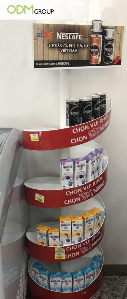 POS display rack