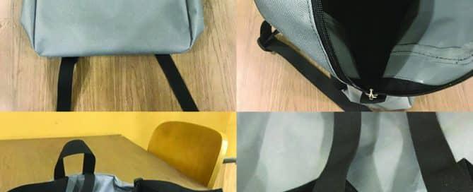 Vietnam Factories Samples bag