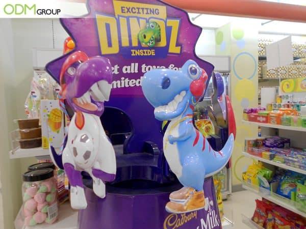 Design Secrets: What Set Cadbury's Bespoke Retail Display Apart?