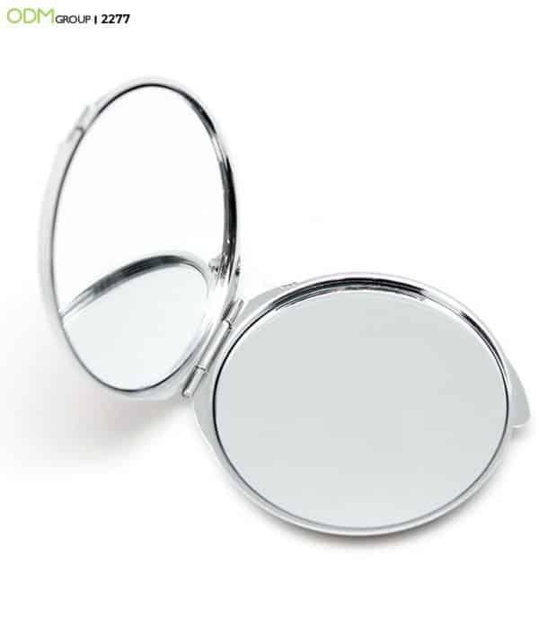 custom pocket mirror