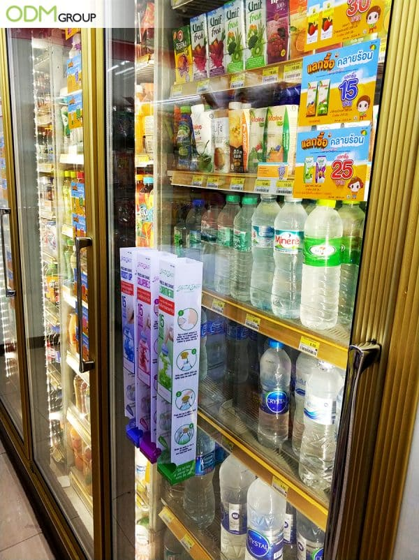 Custom Product Dispenser to Drive In store Sales - An Example by Fresh Doze