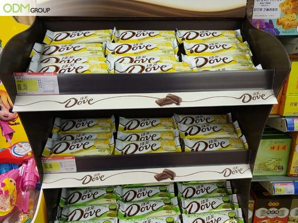 Dove Ramps Up Campaign with Cardboard FSDU - Why You Should Too