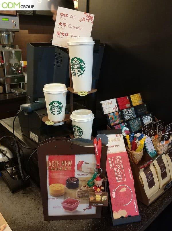 Starbucks Coffee Shop Marketing Game Wows Customers